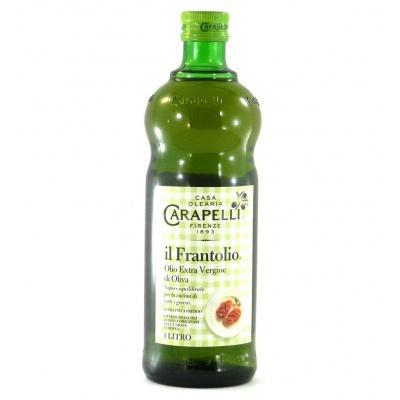 Олія оливкова Carapelli il frantolio extra vergine 1л