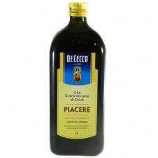 Олія оливкова De Cecco Olio il placere extra vergine 1л