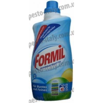 Порошок пральний Formil для кольорового 1,5л на 41 прання
