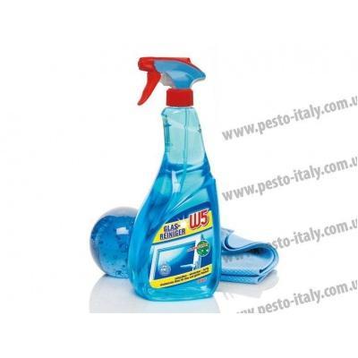 Засіб для миття вікон W5 спрей 1л