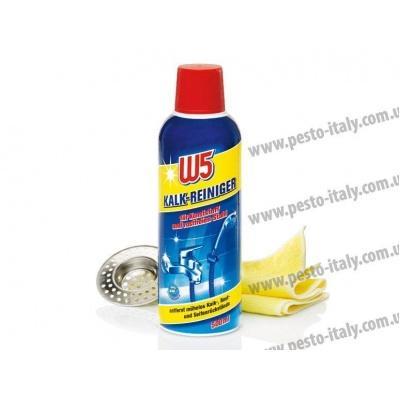 Засiб для чищення сантехнiки та душових кабiн W5 0,5л