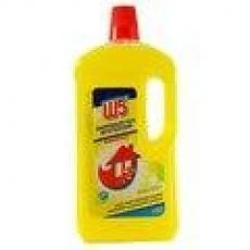 Средство для мытья пола W5 лимон 1л