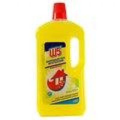 Засіб для миття підлоги W5 лимон 1л