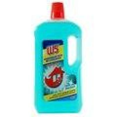 Засіб для миття підлоги W5 свіжість алоє 1л