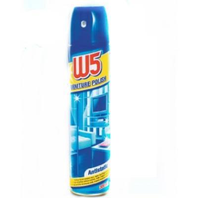 Поліроль для меблів W5 Furniture polish