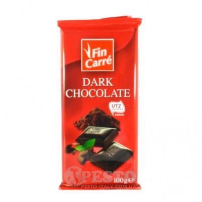 Шоколад Fin Carre чорний 100 г
