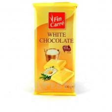 Шоколад Fin Carre білий 100г