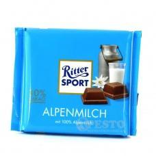 Ritter Sport з альпійським молоком 100 г