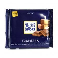 Шоколад Riter Sport Nugat c вишневим праліне 100г