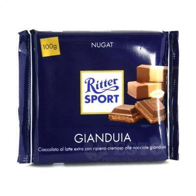Шоколад Riter Sport Nugat c вишневим праліне 100 г