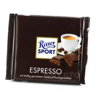 Шоколад Ritter Sport Espresso 100 г