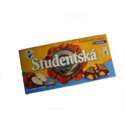 Шоколад Studentska mlecna 200 г