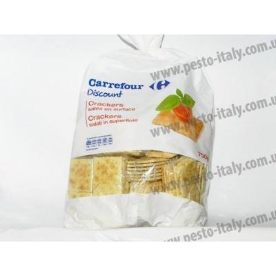 Крекер Carrefour солений 0.675 кг