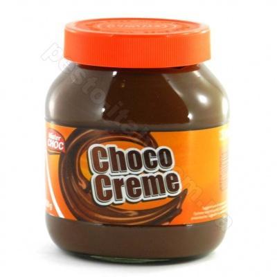 Шоколадна паста Mister Choc 0.75 кг