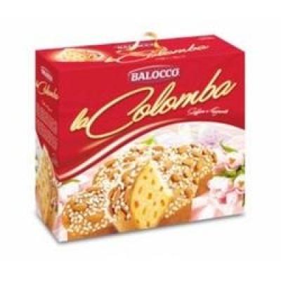 Панеттон Balocco Colomba 1 кг