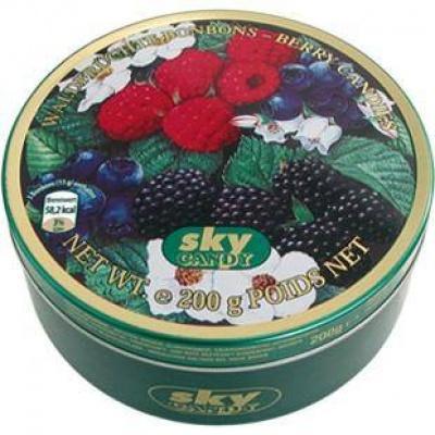 Льодяники SKY CANDY лісні ягоди 200 г