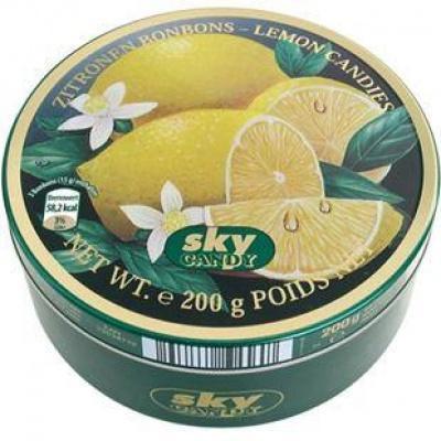 Льодяники SKY CANDY лимон 200 г