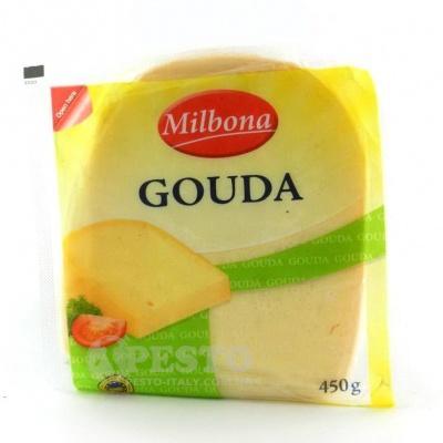 Твердий Milbona Gouda 450 г
