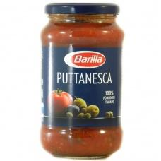 Barilla puttanesca з оливками і каперсами 400 г