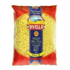 Divella Stelline n.74 0.5 кг