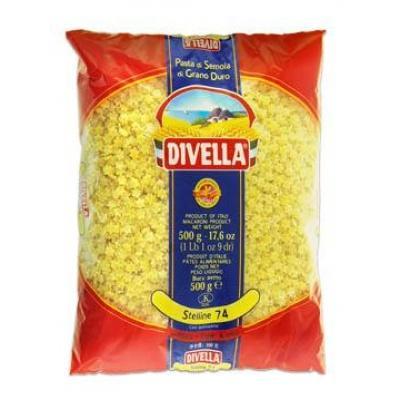 Класичні Divella Stelline n.74 0.5 кг