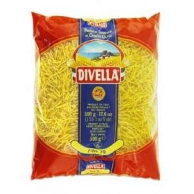 Класичні Divella Filini n.79 0.5 кг