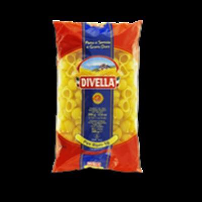 Класичні Divella Pipe Rigate n.56 0.5 кг