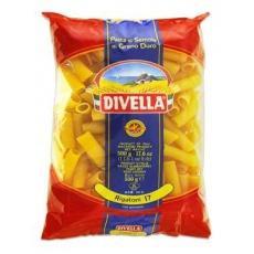 Divella Mezzi Rigatoni n.17 0.5 кг
