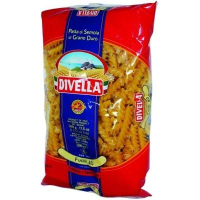Класичні Divella Fusilli n.40 0.5 кг