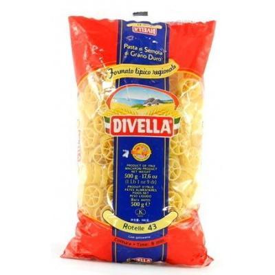 Класичні Divella Rotelle n.43 0.5 кг