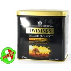 TWININGS English breakfast 0.5 кг