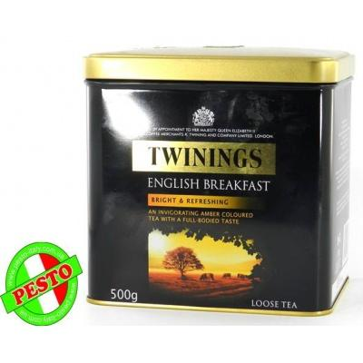 Розсипний TWININGS English breakfast 0.5 кг
