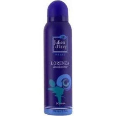 Lorenza deodorante дезодорант для тіла 150ml.