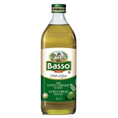 Оливкова Basso olio extra vergine di oloiva 1 л