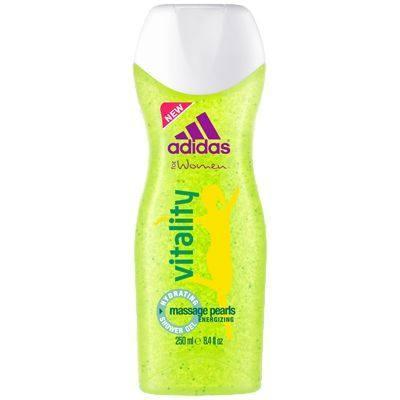 Гель для душу жіночий Adidas Vitality 250мл