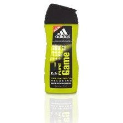 Гель для душу чоловічий Adidas Pure Game 250мл