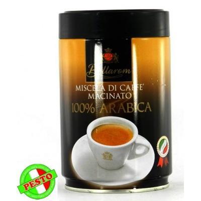 Мелена кава  Bellarom miscela di caffe macinato 100% arabica 250 г (ж/б)