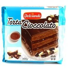Торт Dolciando and dolciando torta cioccolato 0.5 кг