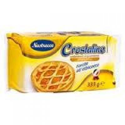Печиво Nastrecce Crostata абрикосове 0.5 кг