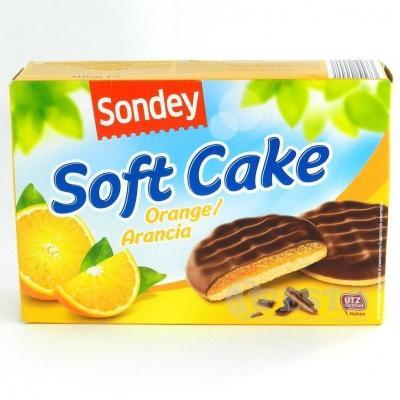Печиво Sondey jaffa cakes з апельсином 300 г