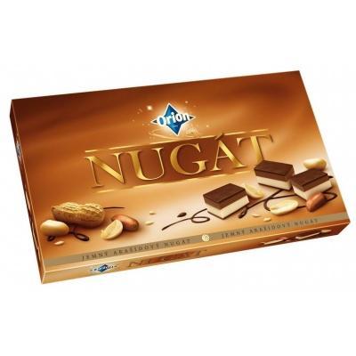 Шоколадні Orion Nugat 170 г