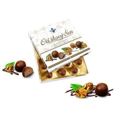 Шоколадні Orion oriskovy Sen vlassky orech 170 г