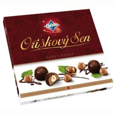 Шоколадні Orion oriskovy Sen vlassky horca 170 г