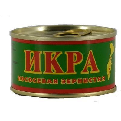 Ікра Лососева зерниста 140 грам