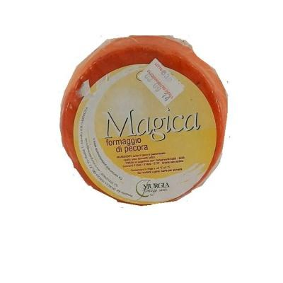 Твердий Magica formaggio di pecora оранжовий ціна за 1 кг