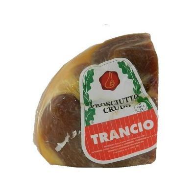 Прошутто крудо Trancio ціна за 1 кг