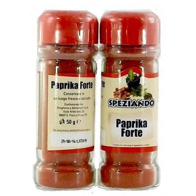 Приправа Speziando Paprika Forte 50 г
