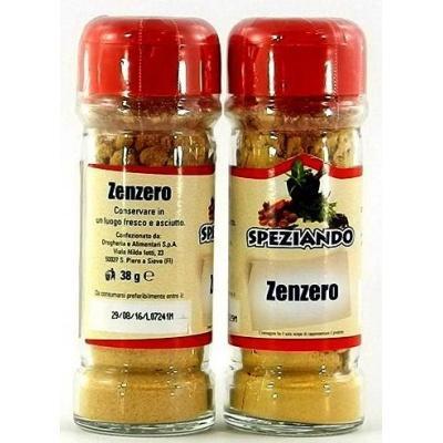 Приправа Speziando Zenzero 38 г