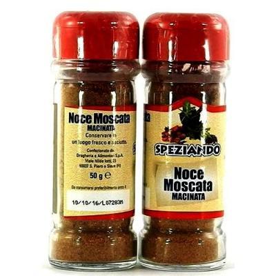 Приправа Speziando Noce Moscata macinata 50 г