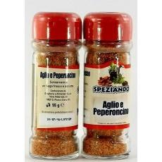 Приправа Speziando Aglio e peperoncino 55 г